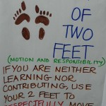 Law of Two Feet by orcmid from Flickr