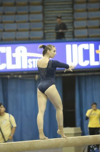 Bad Gymnast Hair (and this is nothing compared to how bad it gets) by Parker Knight from Flickr