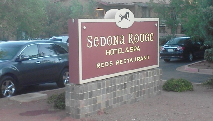 Sedona Rouge
