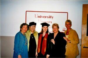 Undergrad Graduation (2001)