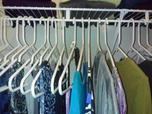 Glimpse into part of my Closet - January 31, 2015
