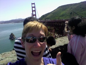 Golden Gate Bridge!