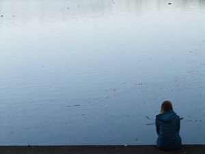 Alone by Lee J Haywood from Flickr (Creative Commons License)