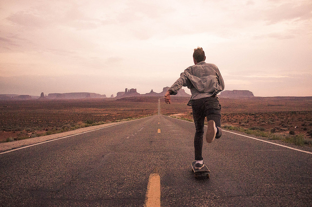 Phil - Monument Valley by Jared Eberhardt from Flickr (Creative Commons License)