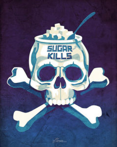 Sugar Kills by Juhan Sonin from Fickr (Creative Commons License)