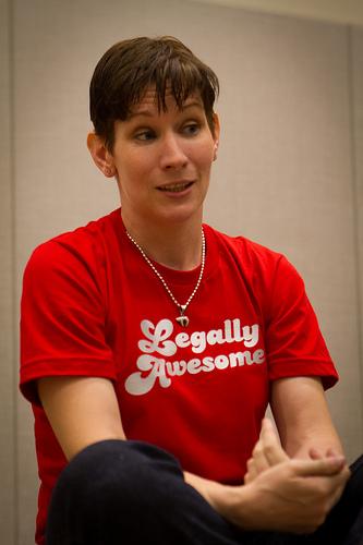 Ruth Carter at Phoenix Comicon, Photo by Devon Christopher Adams