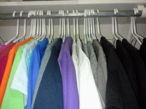 Reversed Hangers