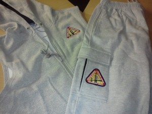 Starfleet Academy sweats