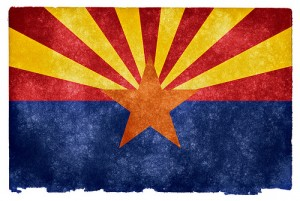 Arizona Grunge Flag by Free Grunge Textures from Flickr (Creative Commons License)
