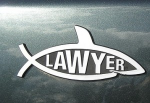 Shark Car Ornament by peggydavis66 from Flickr (Creative Commons License)