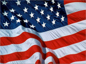 American Flag by Uhuru1701 from Flickr (Creative Commons License)