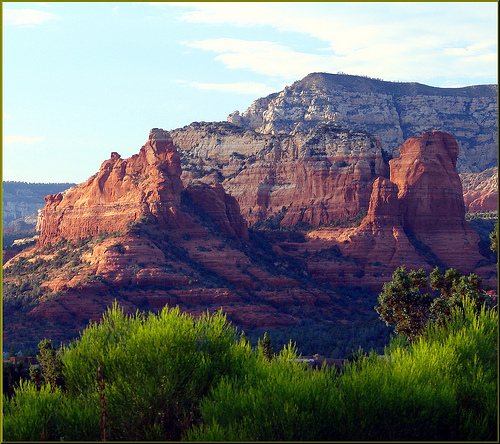 Sunset Scenes, Sedona, AZ 7-30-13zzm by inkknife_2000 from Flickr (Creative Commons License)