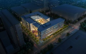 I can't wait until the new law school building is finished (Photo courtesy of ASU Law School)