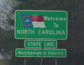 -> North Carolina -> by Justin Warner from Flickr (Creative Commons License)