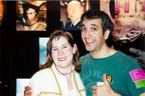 Trek Friends - We met at a Star Trek Convention over 1-7-01 Weekend.