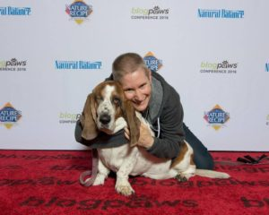 Working the Red Carpet at BlogPaws