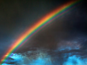 europa rainbow by  ** RCB ** from Flickr (Creative Commons License)